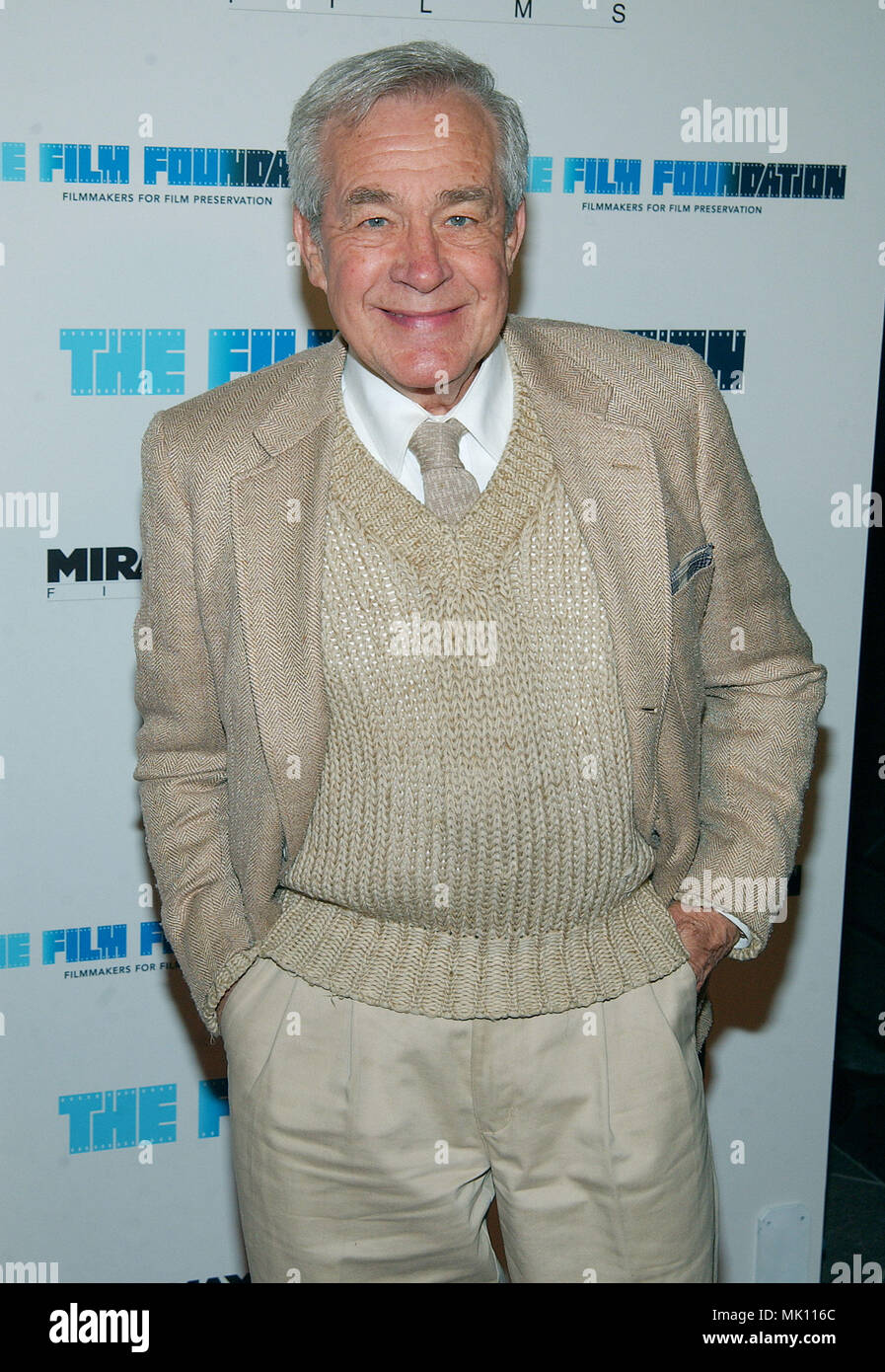 Jack Larsen arriving at the L A  Screening of: Gangs Of New