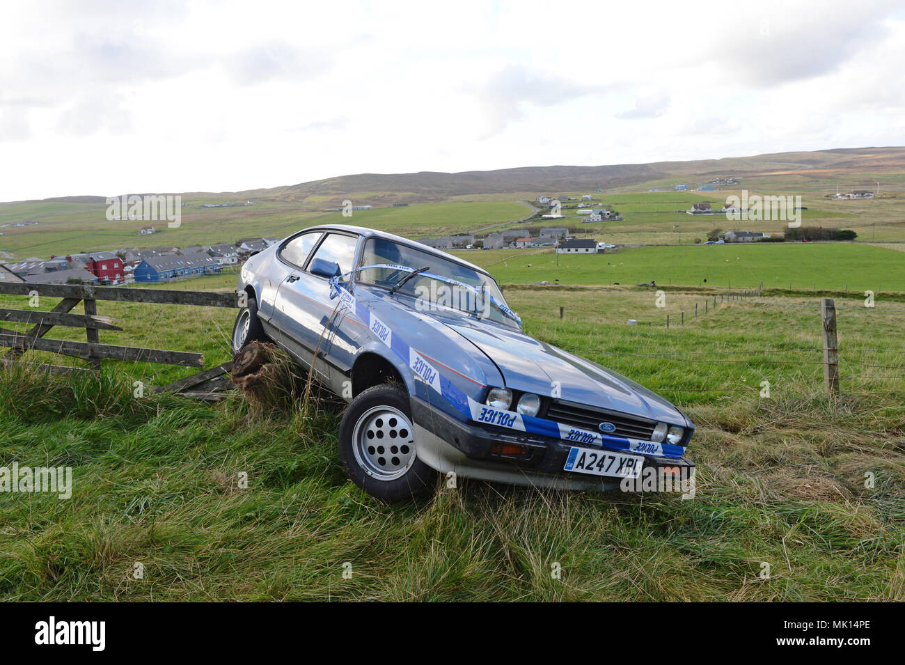 Damaged Ford Stock Photos & Damaged Ford Stock Images - Alamy