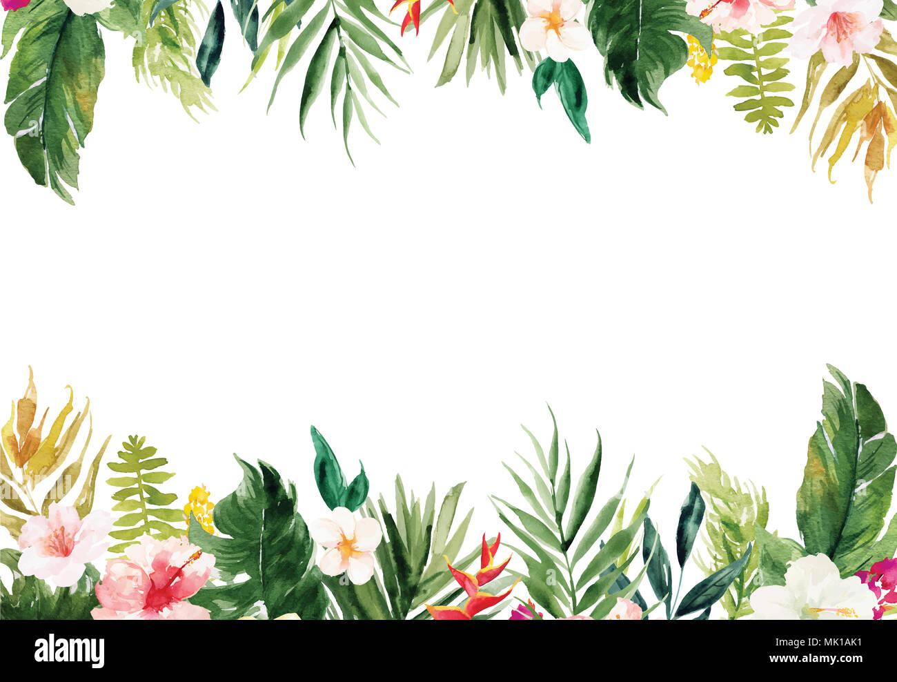 Flower Paper Border Stock Photos Flower Paper Border Stock Images