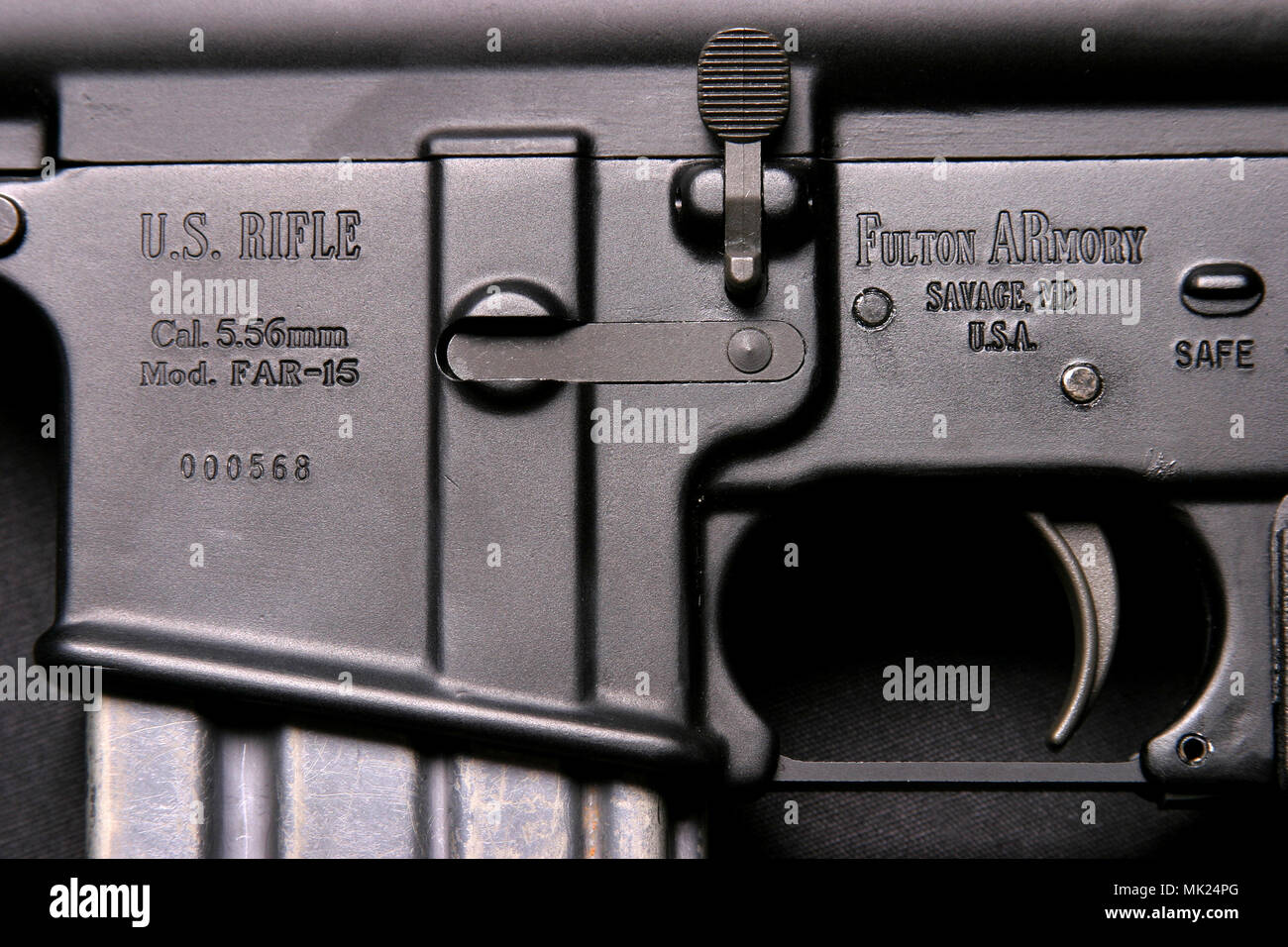 Ar15 Stock Photos & Ar15 Stock Images - Alamy