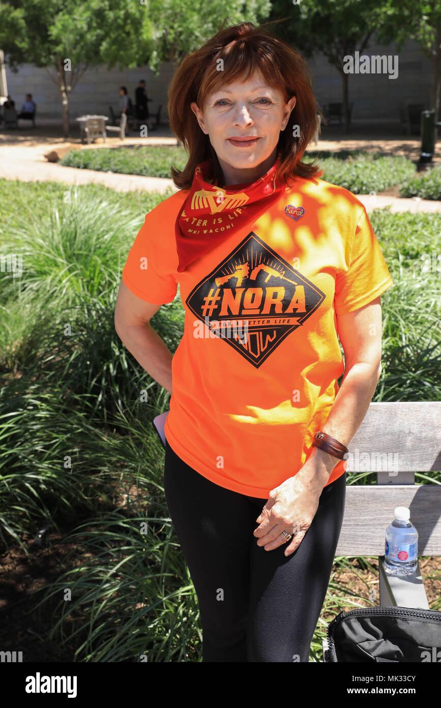 Dallas, USA  05th May, 2018  Actress/Activist Frances Fisher