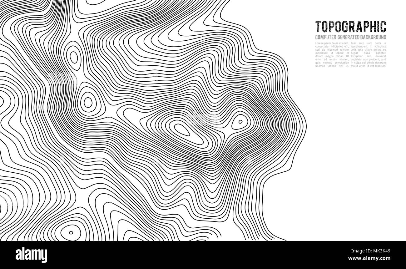 Topographic map contour background topo map with elevation contour topographic map contour background topo map with elevation contour map vector geographic world topography map grid abstract vector illustration gumiabroncs Choice Image
