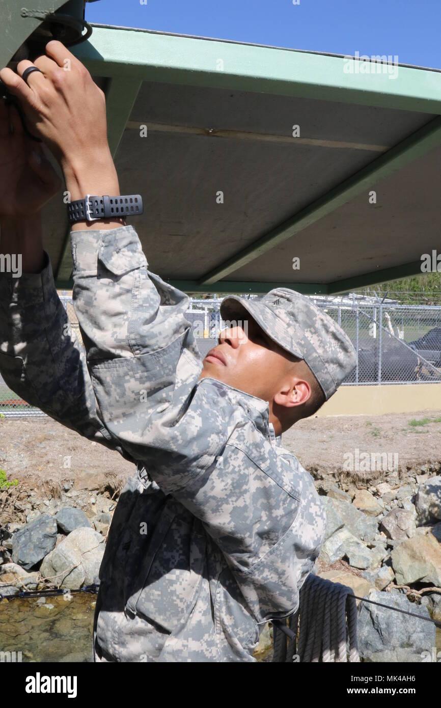 CIEBA, Puerto Rico - Army Sgt  Jesse Espaillat, Information