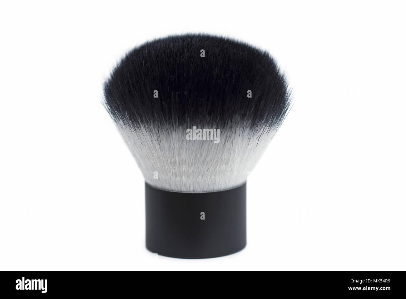 Kabuki Brush, Cosmetics, Powder, Makeup - Stock Image
