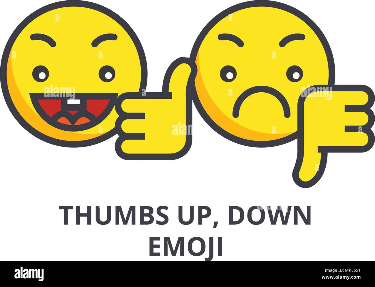 Thumbs Up Emoji Stock Photos & Thumbs Up Emoji Stock Images