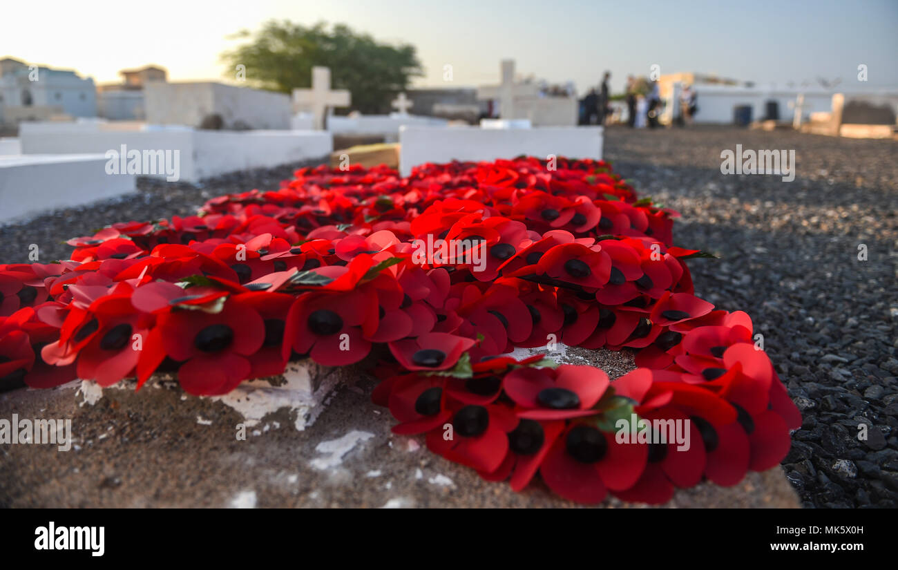 John mccrae poem stock photos john mccrae poem stock images alamy poppy wreaths lay on the ground before a remembrance day ceremony at the djibouti new european mightylinksfo