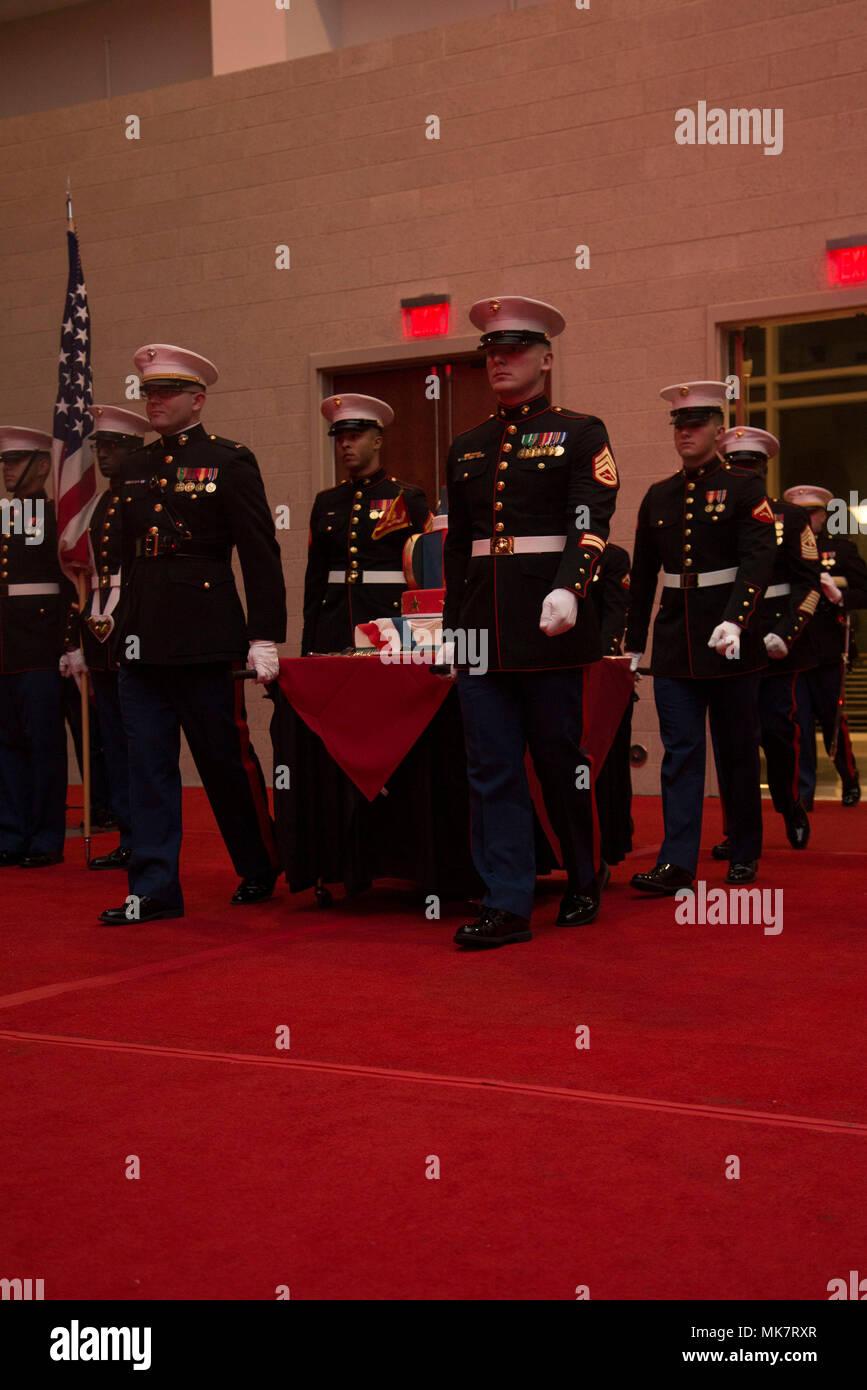 Marine Corps Birthday Cake Traditions