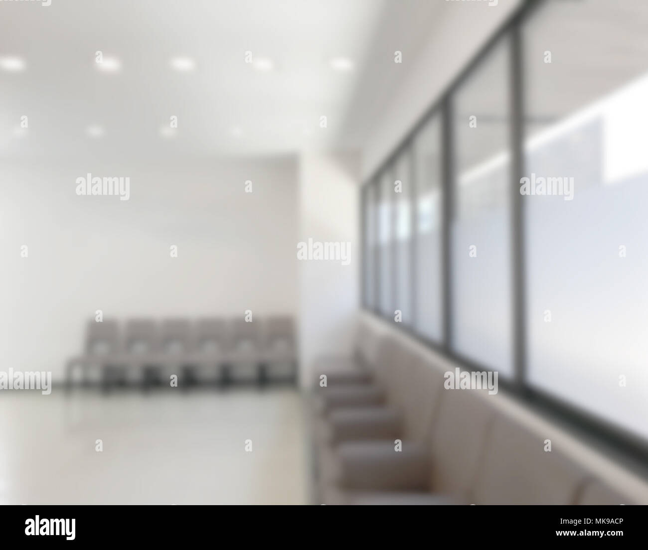 patient waiting doctor office interior medical cashier counter in