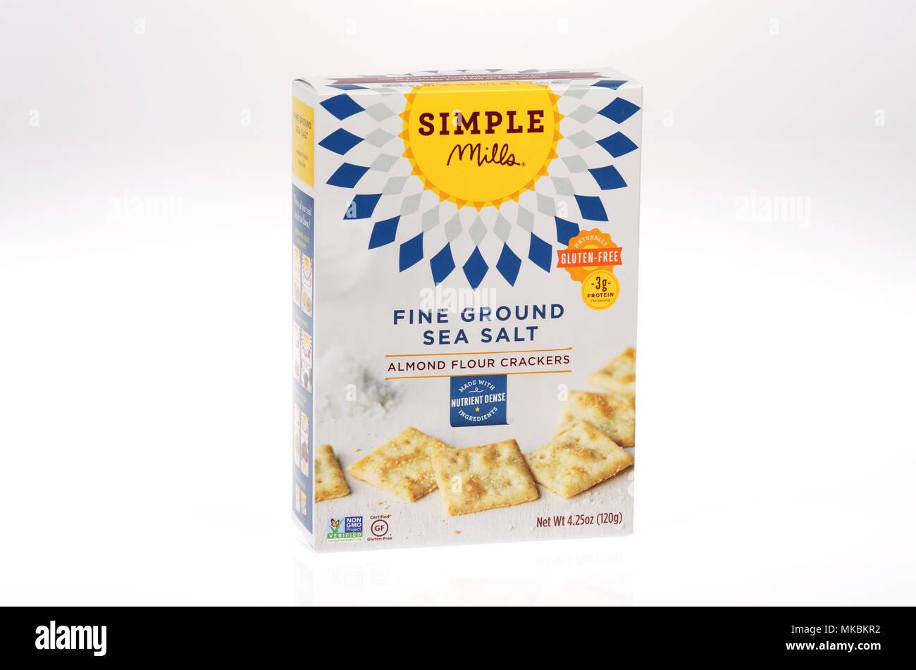 is almond flour gluten free