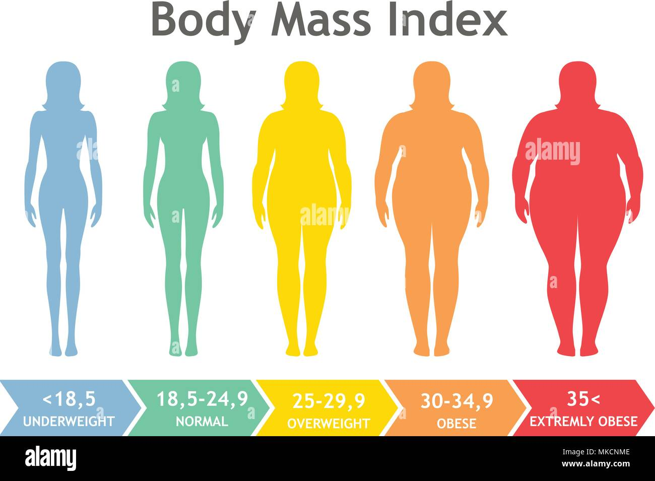 morbidly obese woman high resolution stock photography and images alamy https www alamy com body mass index vector illustration from underweight to extremely obese woman silhouettes with different obesity degrees female body with different image184062606 html