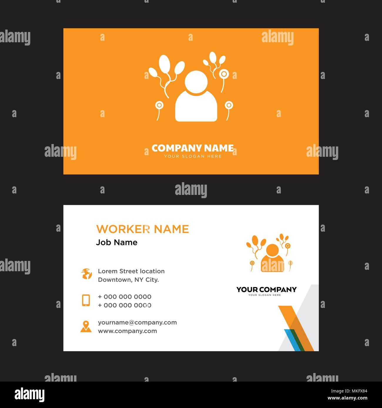 Business card carousel stock photos business card carousel stock clown business card design template visiting for your company modern horizontal identity card vector colourmoves