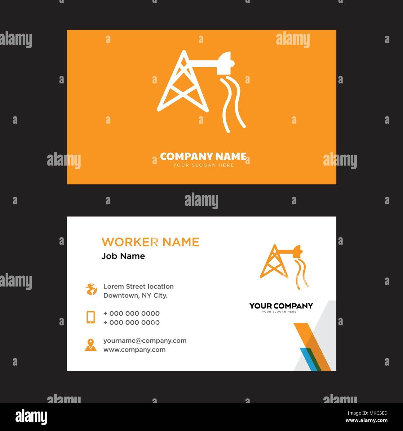 Petrol Pump Card Stock Vector Images - Alamy