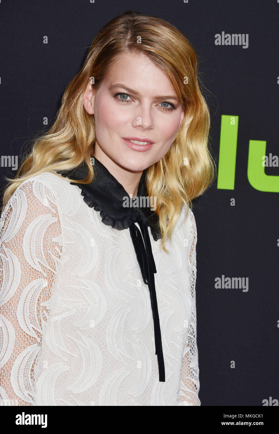Emma Greenwell 049 arriving at The Path premiere at the