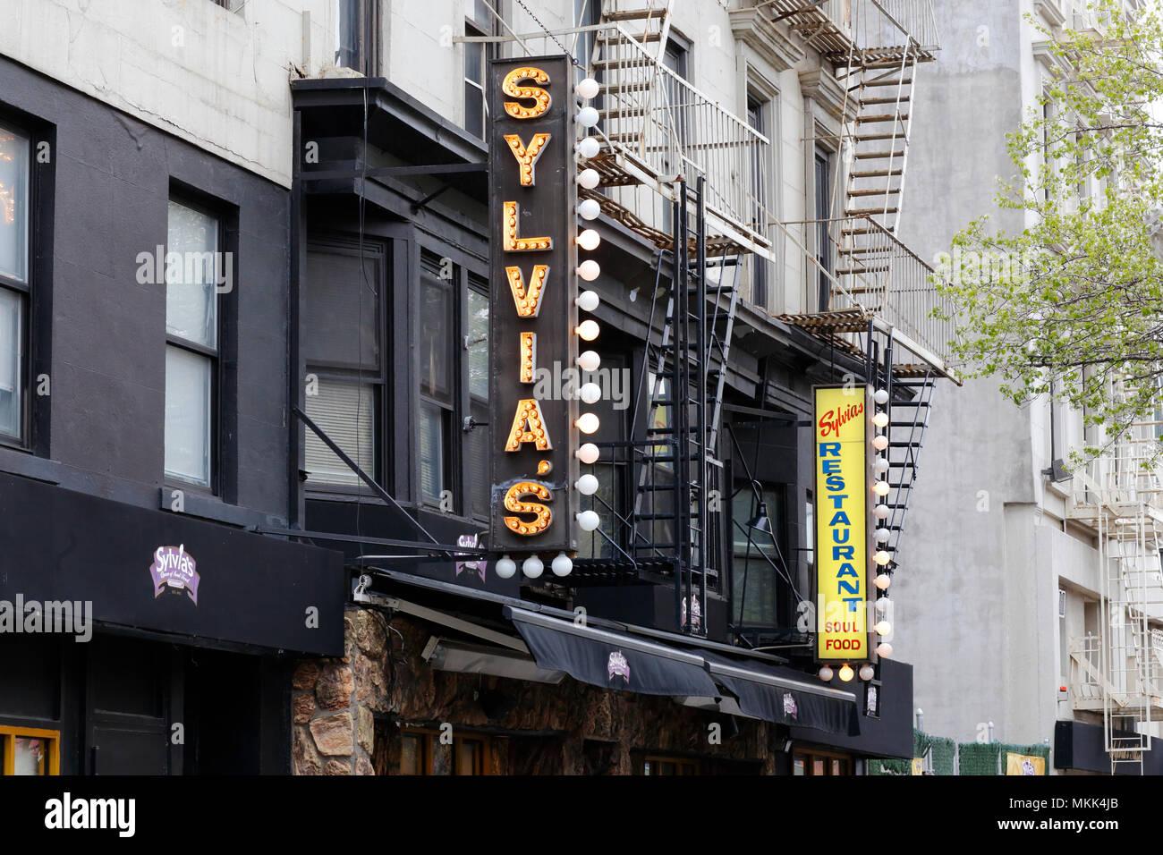 Sylvia S Restaurant In Portland Oregon