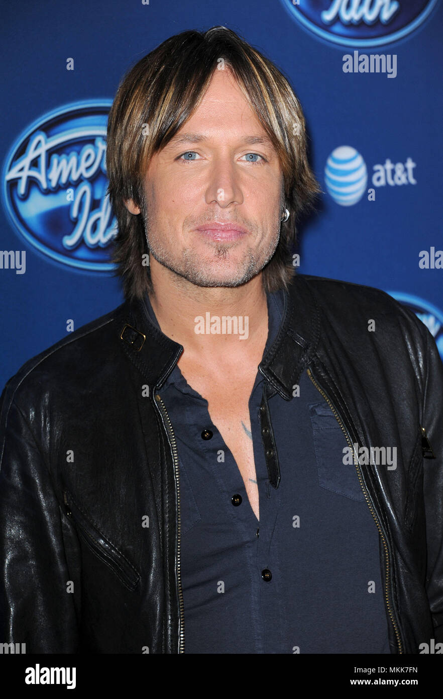 Keith Urban  arriving at the American Idol Premiere Event at the Royce Hall in Los Angeles.a Keith Urban 14 Red Carpet Event, Vertical, USA, Film Industry, Celebrities,  Photography, Bestof, Arts Culture and Entertainment, Topix Celebrities fashion /  Vertical, Best of, Event in Hollywood Life - California,  Red Carpet and backstage, USA, Film Industry, Celebrities,  movie celebrities, TV celebrities, Music celebrities, Photography, Bestof, Arts Culture and Entertainment,  Topix, headshot, vertical, one person,, from the year , 2013, inquiry tsuni@Gamma-USA.com Stock Photo