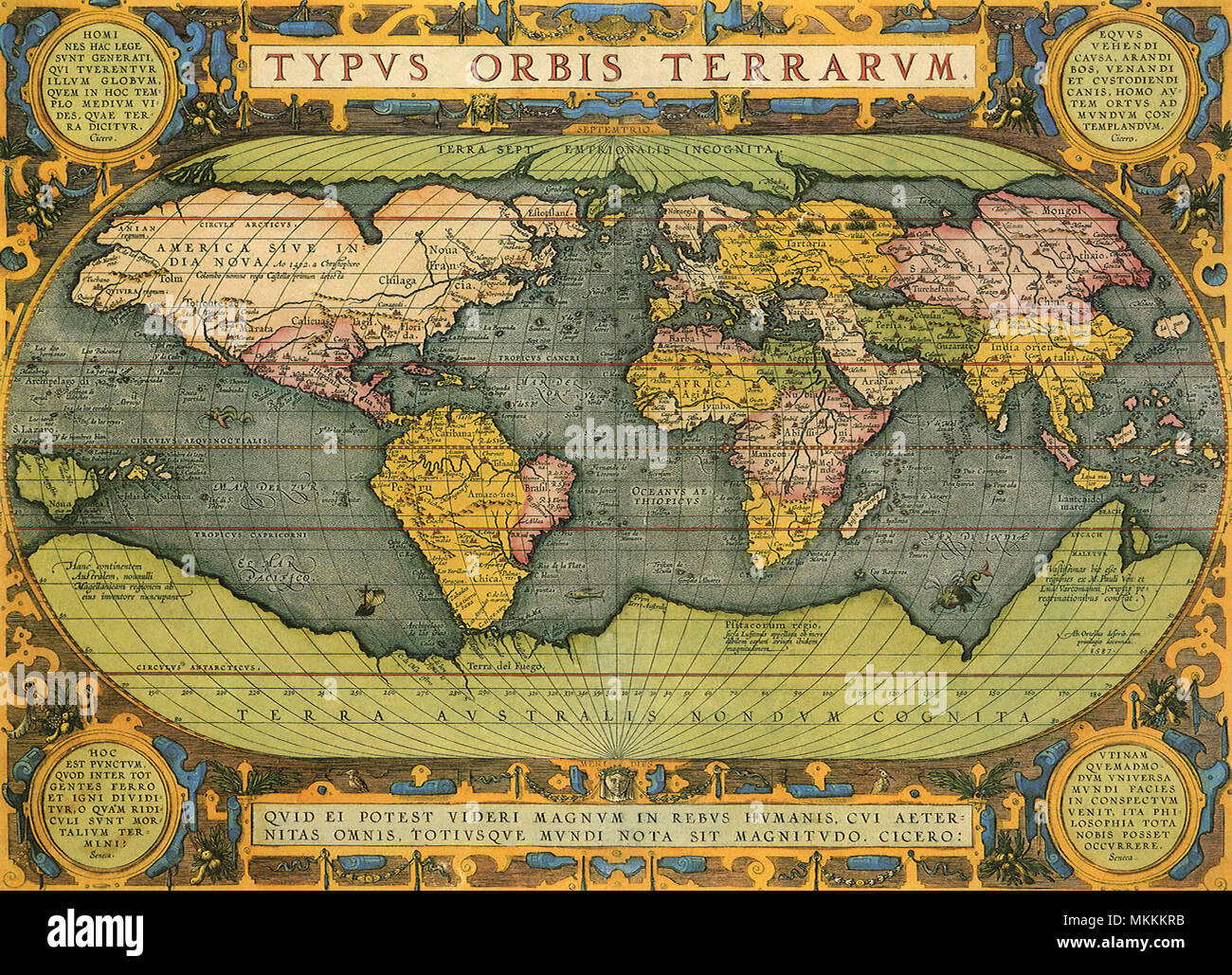 Oval world map 1598 stock photo 184214783 alamy oval world map 1598 gumiabroncs Gallery