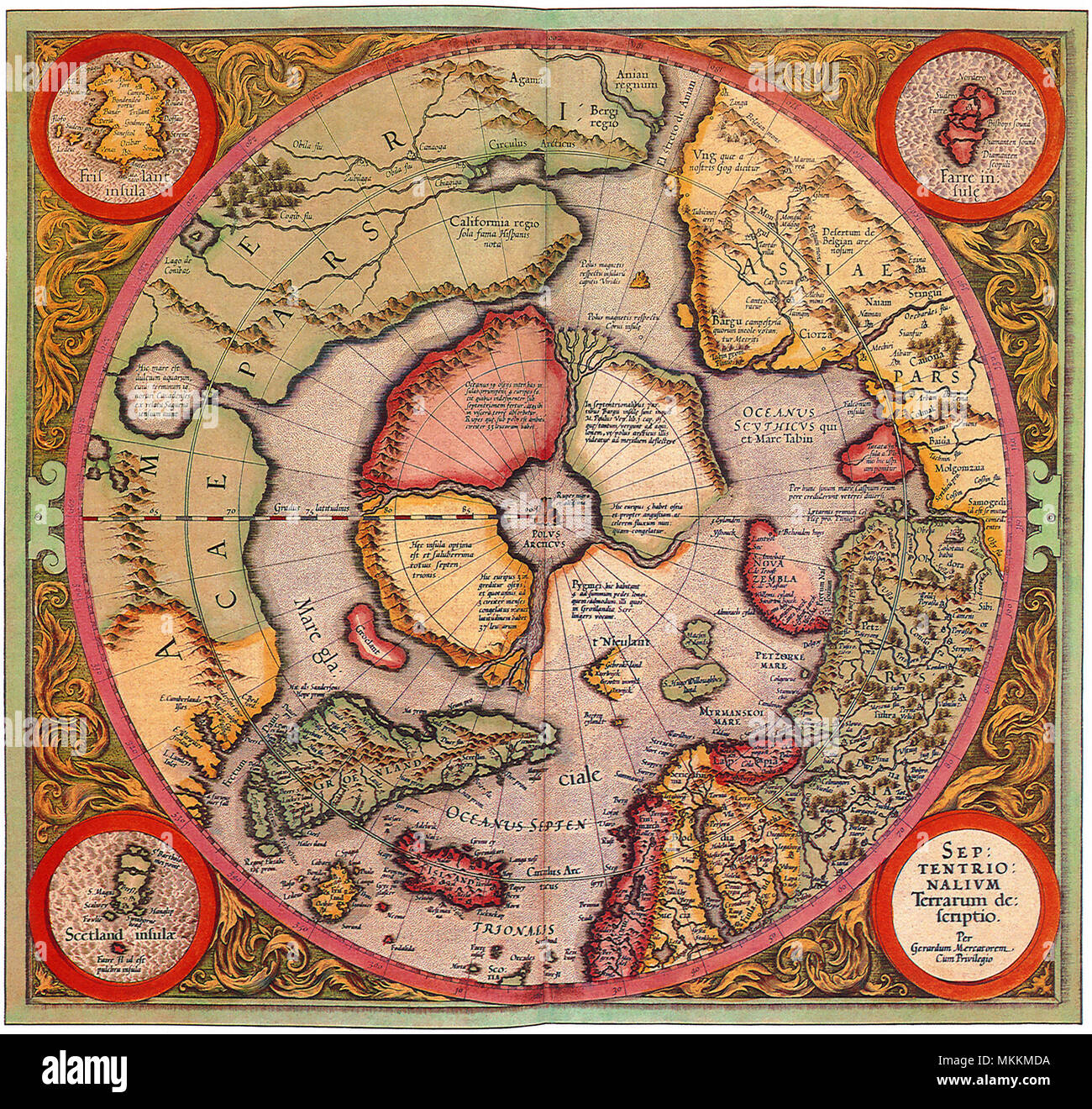 Old World Map 1595 Stock Photo: 184215286 - Alamy on old map sea monsters, old world maps framed, ancient beasts and monsters, antique nautical monsters, maps with sea monsters, see monsters, old world maps with mermaids, nice silly sea monsters, old maps of the world, map of us monsters, old world map with countries, here there be monsters, old world maps murals, old world explorer maps, old world maps printable, old japanese monsters, ancient sea monsters, vintage maritime sea monsters, old nautical maps,