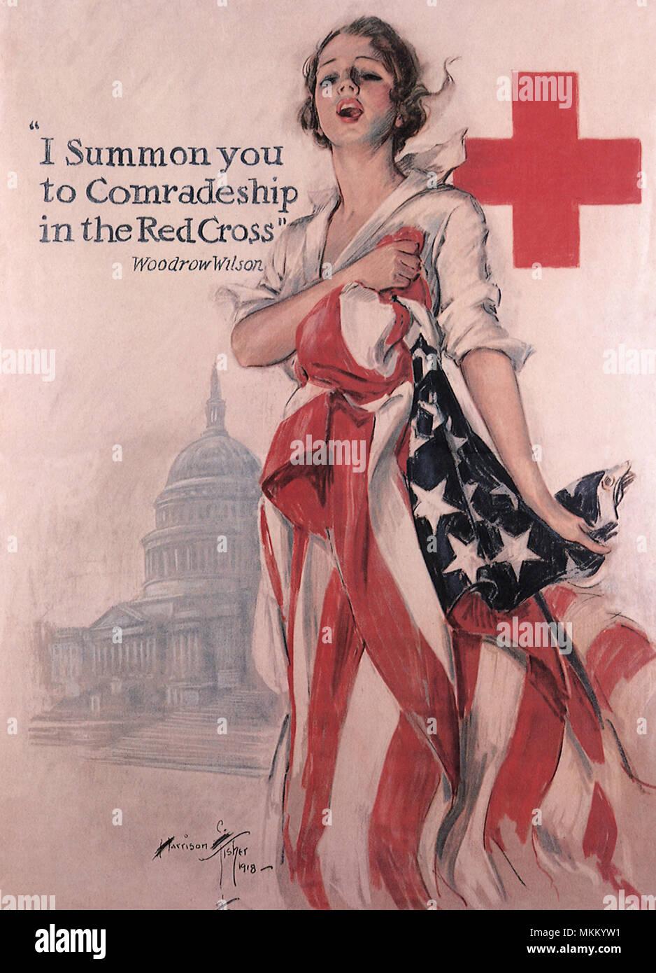 I Summon You to Comradeship - Stock Image