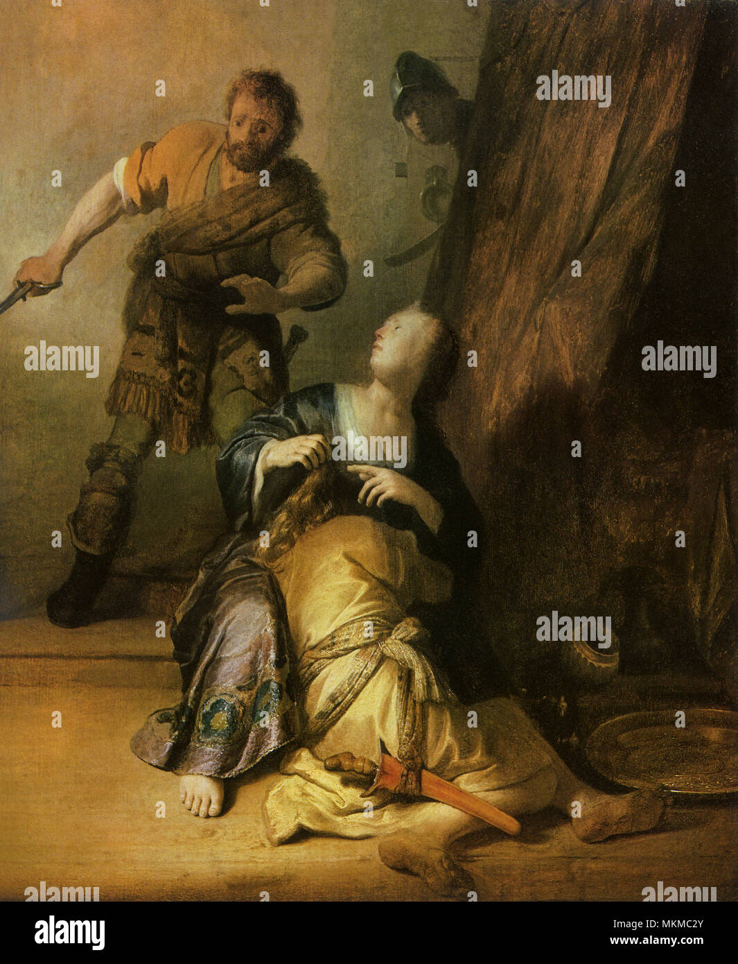 Samson And Delilah High Resolution Stock Photography and ...