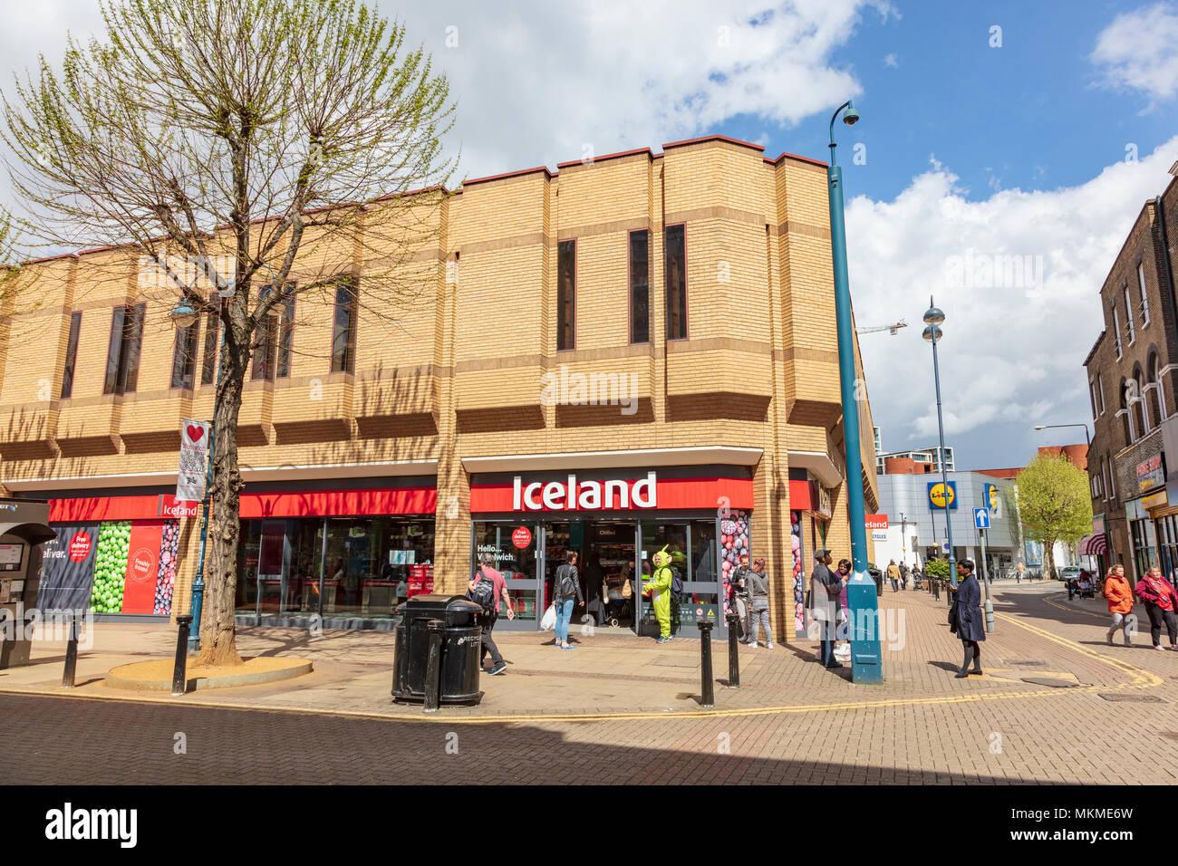 Bramley Shopping Centre Car Park
