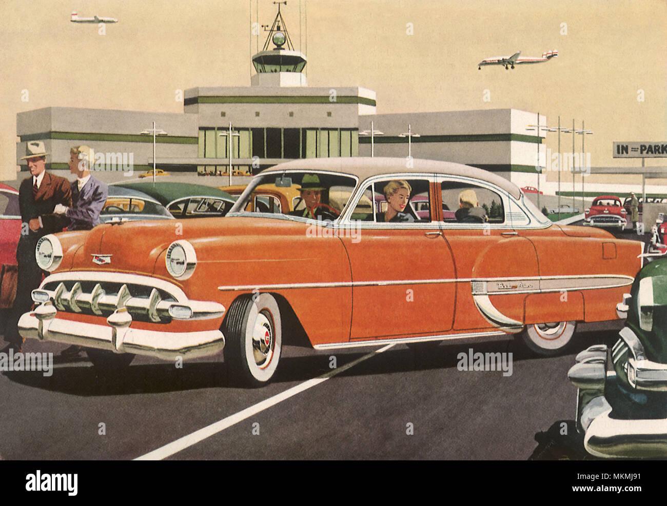 1954 Chevrolet Bel Air Sedan Stock Photo 184235549 Alamy Chevy