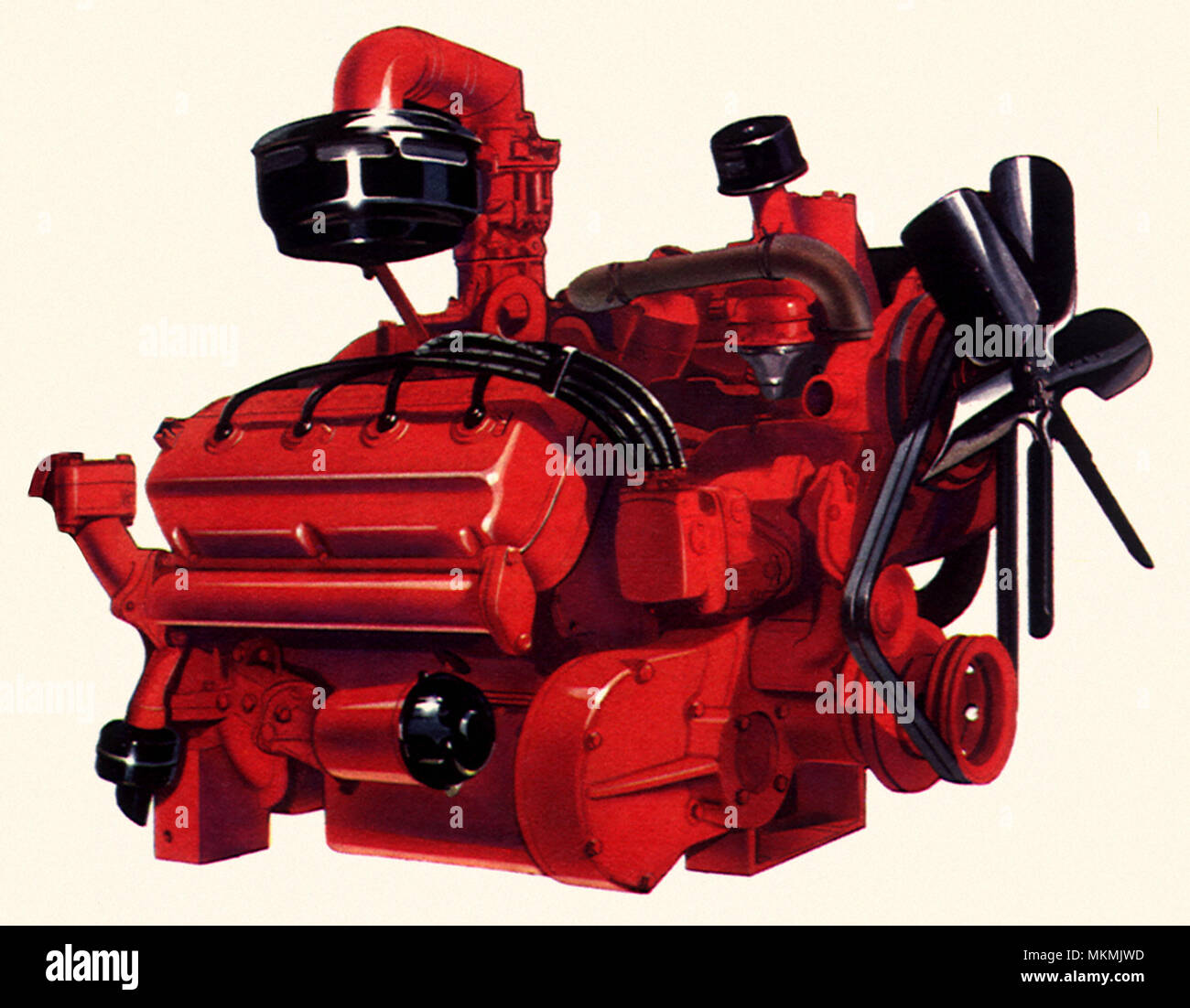 Engine Fitted Stock Photos & Engine Fitted Stock Images - Alamy