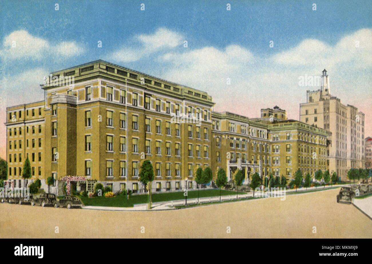 Methodist Hospital  Indianapolis Stock Photo: 184242081 - Alamy