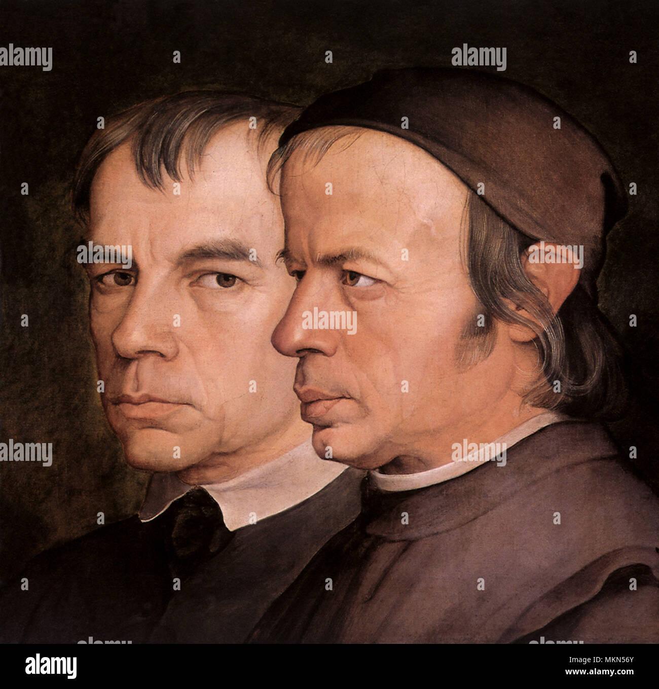 Eberhard Brothers - Stock Image