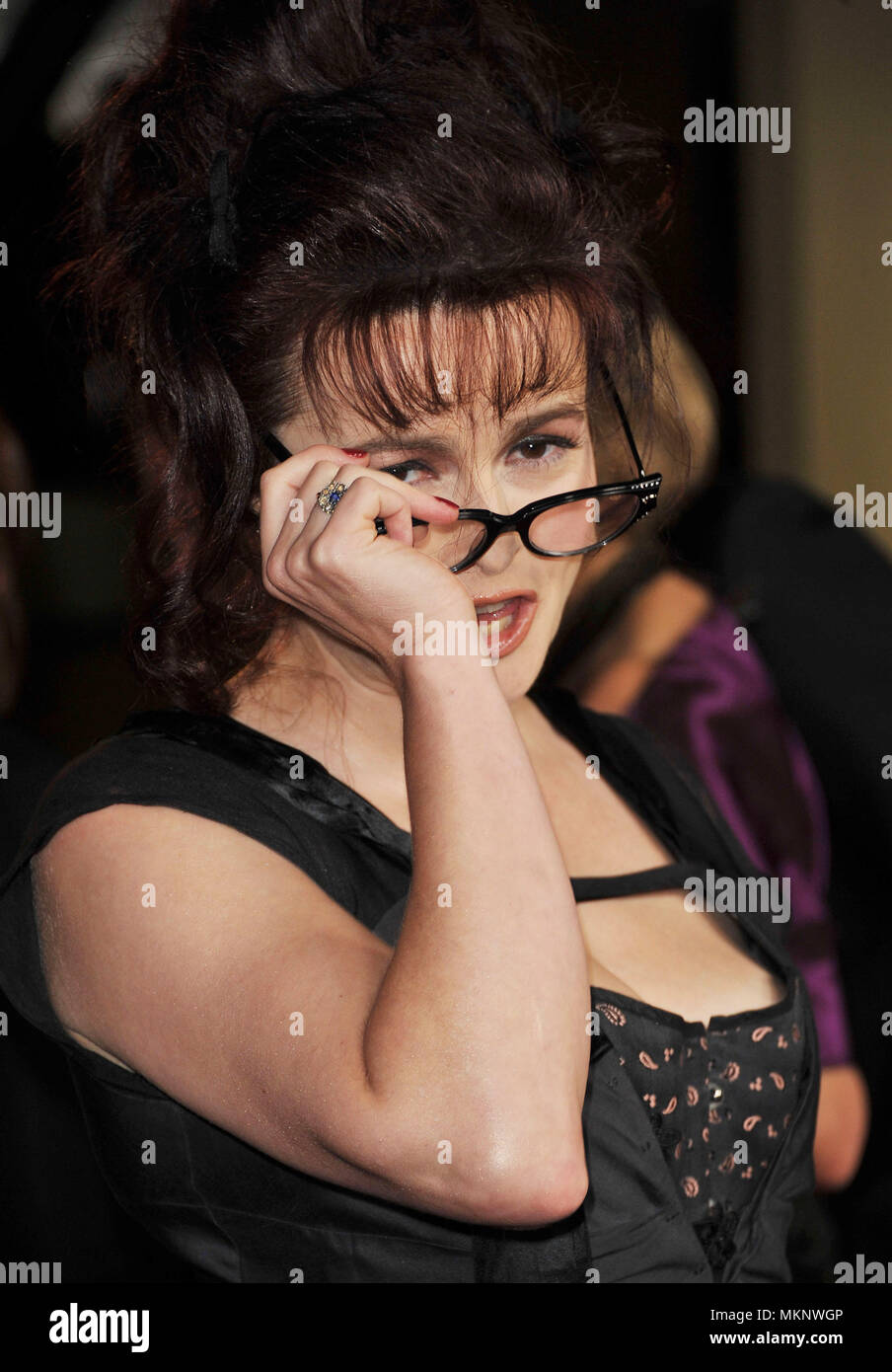 Bonham Carter Helena Event In Hollywood Life California High Resolution Stock Photography And Images Alamy