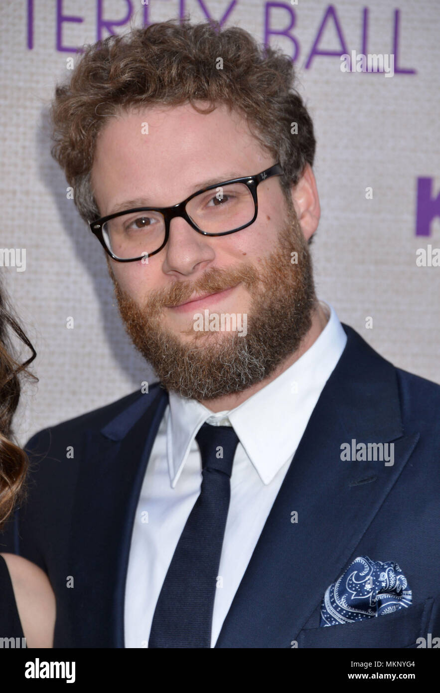 Seth Rogen At The 14th Annual Chrysalis Butterfly Ball In