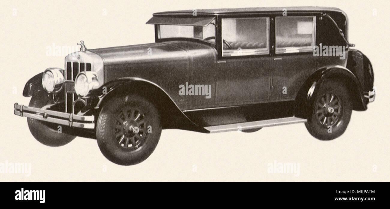 1928 Franklin Airman - Stock Image