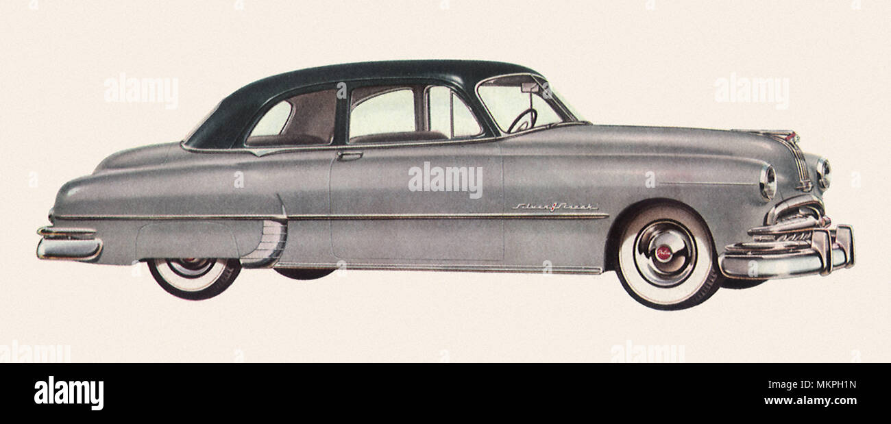 2 Door Sedan Stock Photos Images Alamy 1949 Ford Pontiac Chieftain Deluxe Image