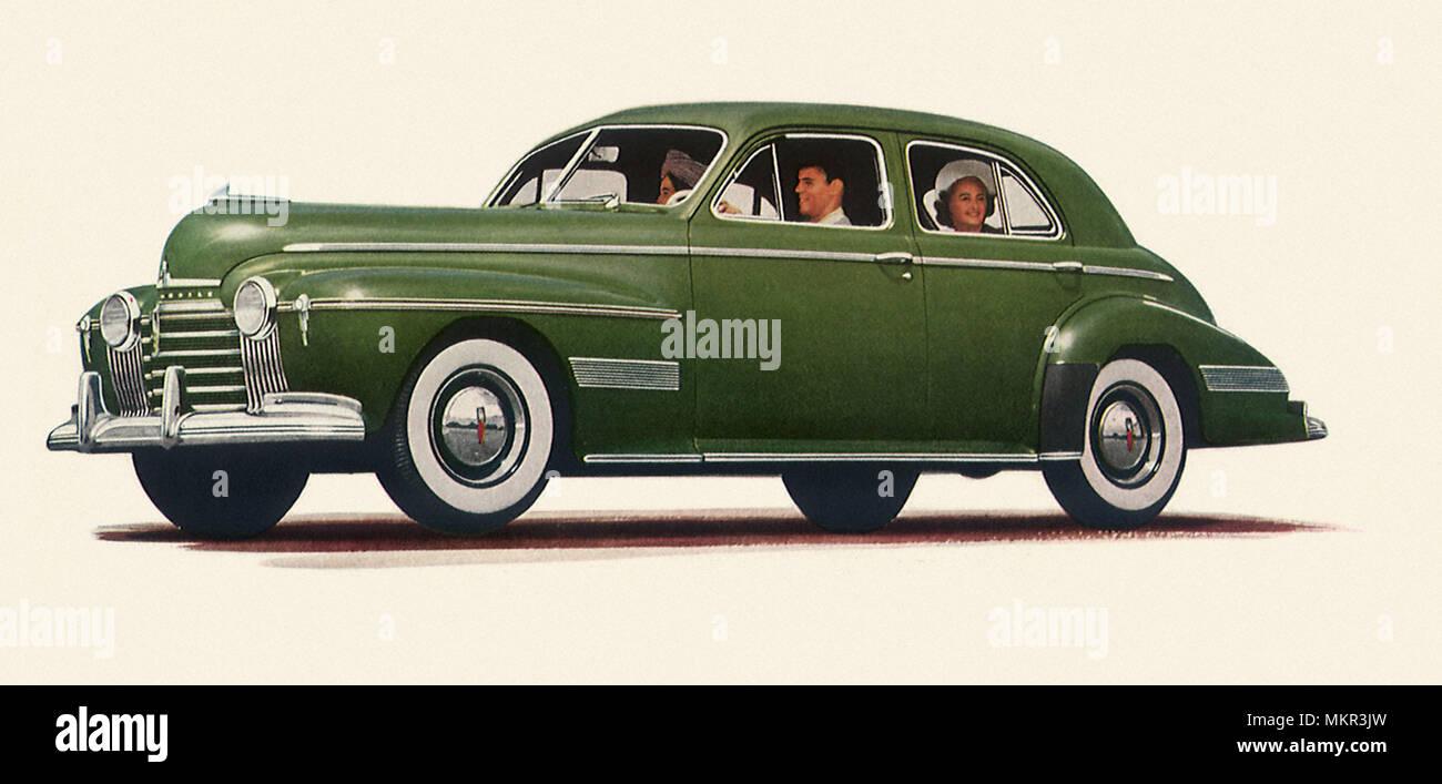 1941 1959 Stock Photos Images Alamy Oldsmobile Wiring Diagram Image