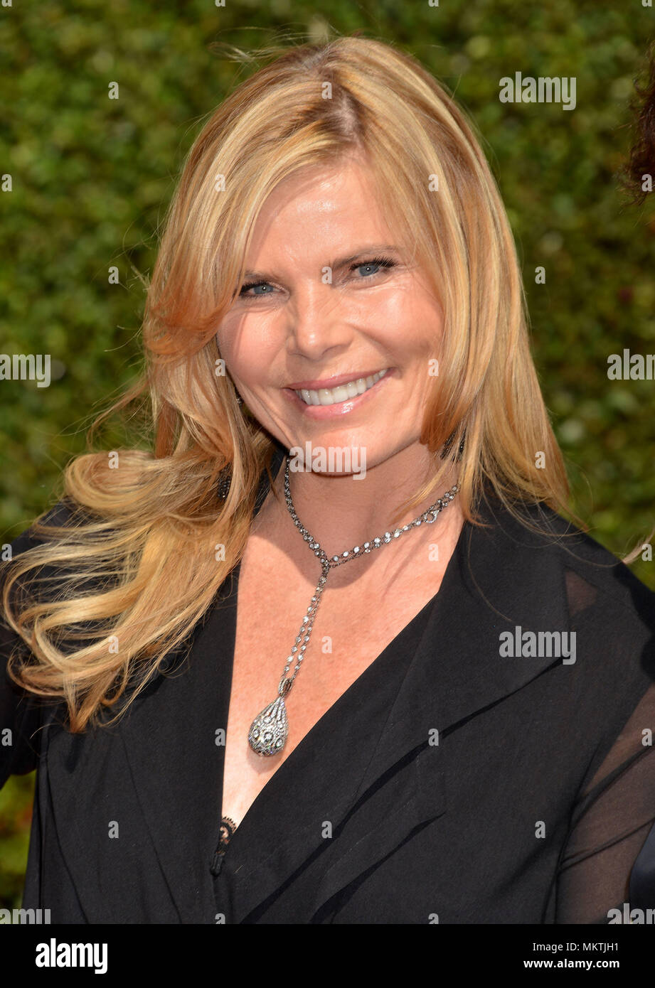 Mariel Hemingway  at the 2014 Creatine Arts Emmy Awards at the Nokia Theatre in Los Angeles.Mariel Hemingway  Red Carpet Event, Vertical, USA, Film Industry, Celebrities,  Photography, Bestof, Arts Culture and Entertainment, Topix Celebrities fashion /  Vertical, Best of, Event in Hollywood Life - California,  Red Carpet and backstage, USA, Film Industry, Celebrities,  movie celebrities, TV celebrities, Music celebrities, Photography, Bestof, Arts Culture and Entertainment,  Topix, headshot, vertical, one person,, from the year , 2014, inquiry tsuni@Gamma-USA.com Stock Photo