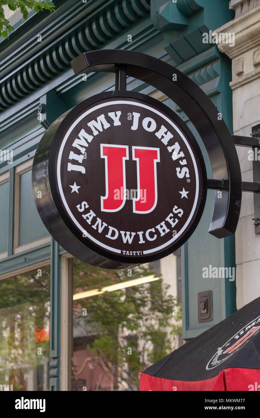 Jimmy Johns Stock Photos & Jimmy Johns Stock Images - Alamy