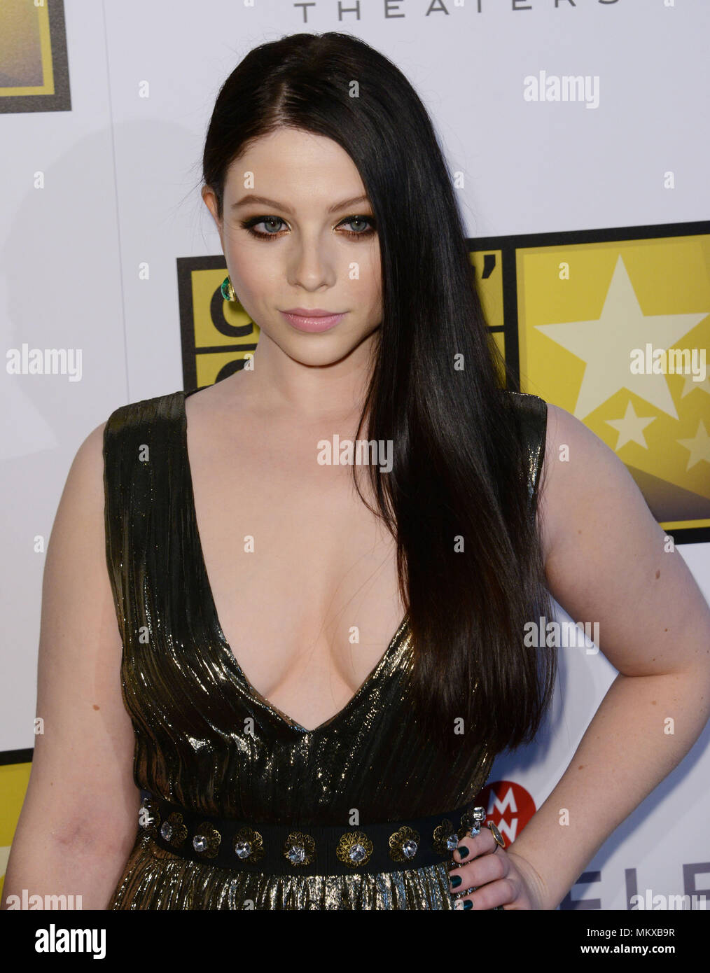 Michelle Trachtenberg 144 At The Critics Choice Television Awards 2014 At The Beverly Hilton In