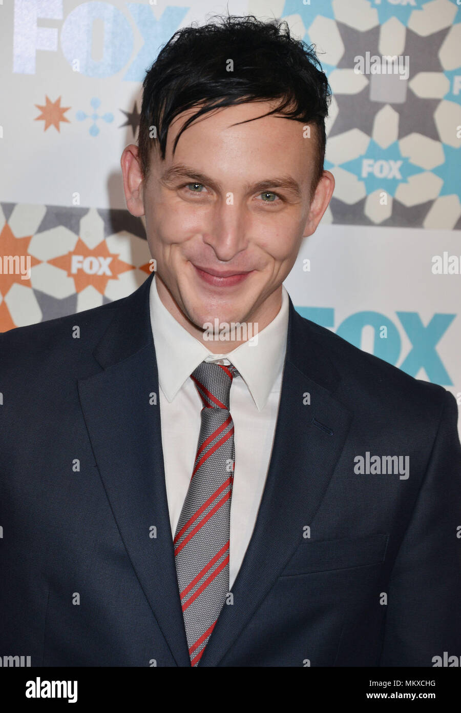 7ef6052ac951 Robin Lord Taylor 346 at the All Star party Fox Talent tca 2014 At the So