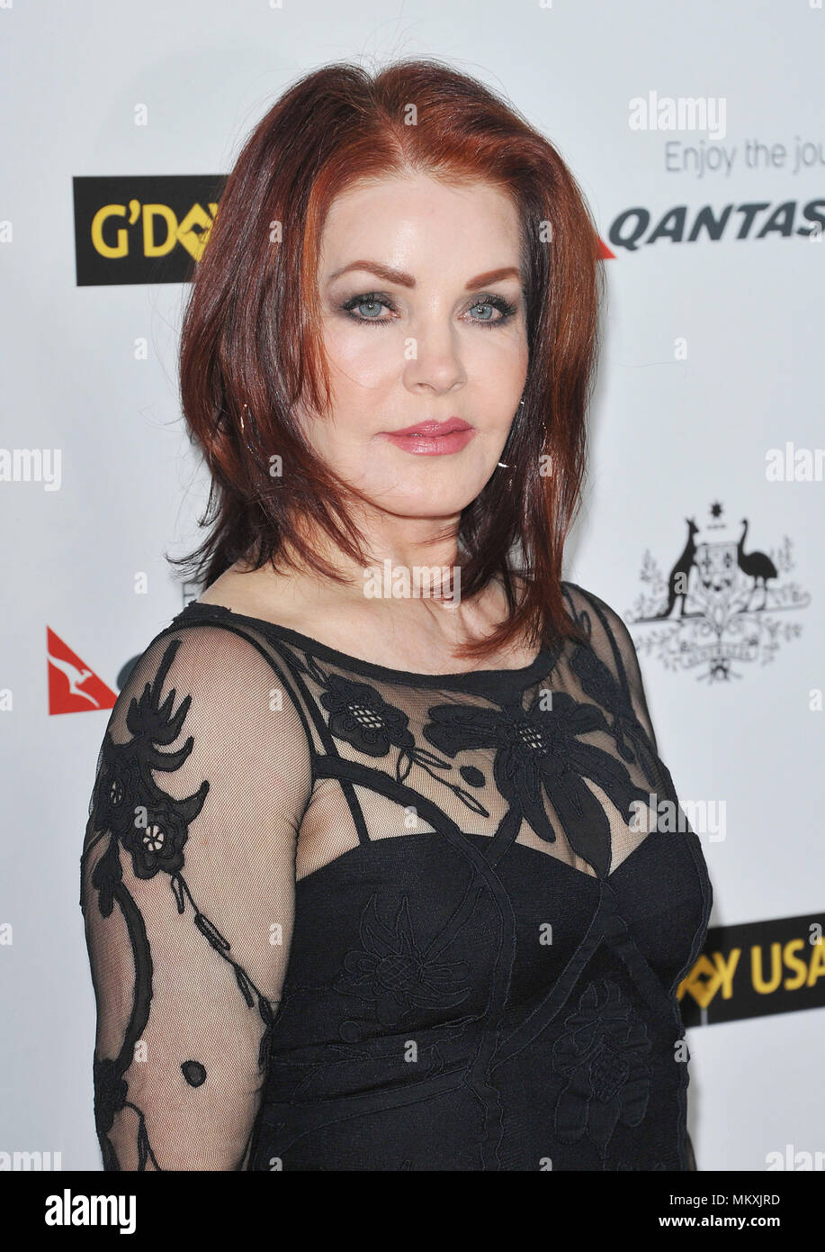 Priscilla Presley  at  G Day USA Black Tie Gala at The Kodak Theatre In Los Angeles.Priscilla Presley _32 Red Carpet Event, Vertical, USA, Film Industry, Celebrities,  Photography, Bestof, Arts Culture and Entertainment, Topix Celebrities fashion /  Vertical, Best of, Event in Hollywood Life - California,  Red Carpet and backstage, USA, Film Industry, Celebrities,  movie celebrities, TV celebrities, Music celebrities, Photography, Bestof, Arts Culture and Entertainment,  Topix, headshot, vertical, one person,, from the year , 2012, inquiry tsuni@Gamma-USA.com - Stock Image