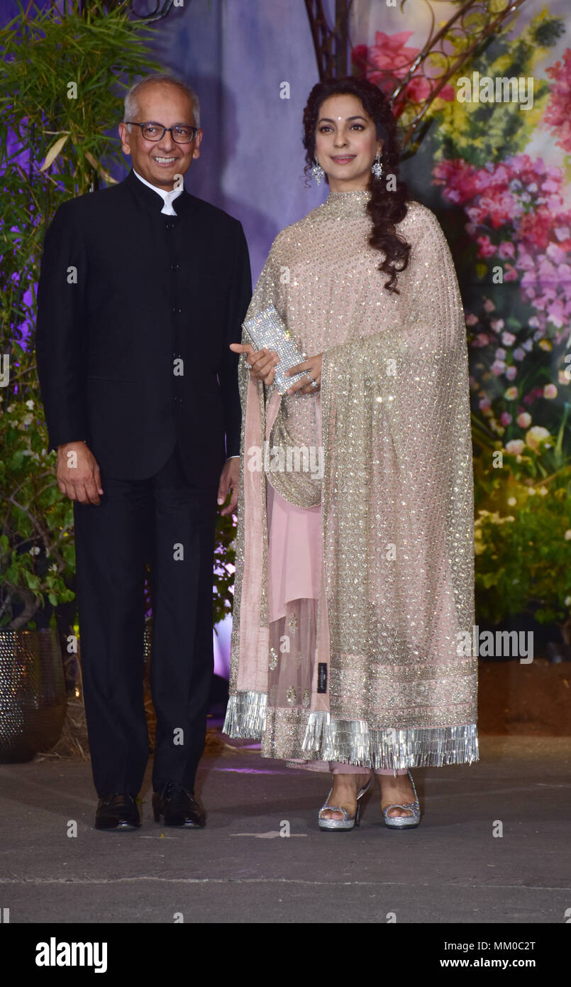 Juhi Chawla Stock Photos & Juhi Chawla Stock Images - Alamy