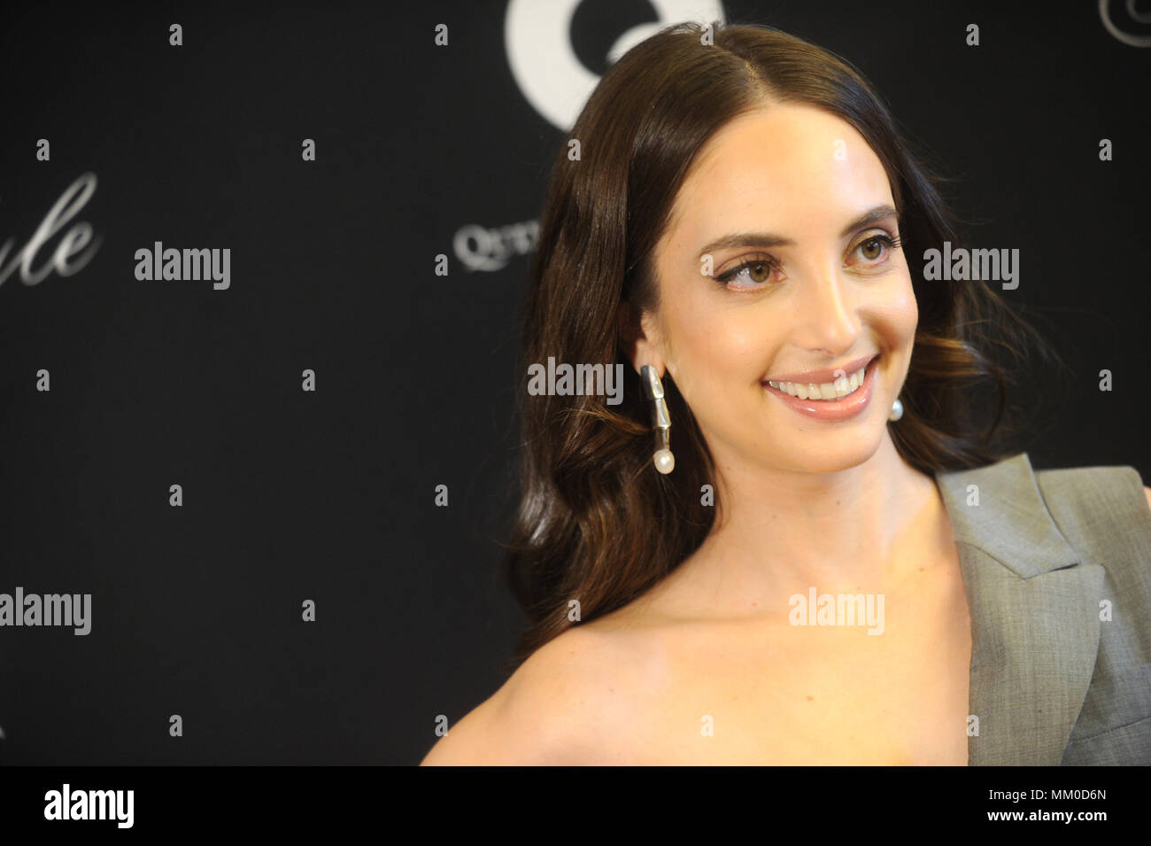 Watch Alexa ray joel portrait in new york to promote her show video