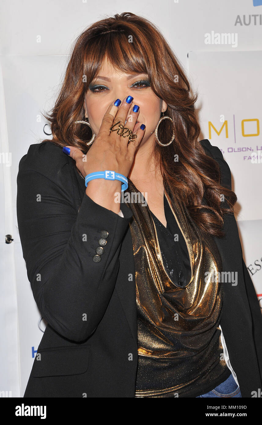 Tisha Campbell Martin At The Blue Carpet At The Autism Speaks At The Beverly Hilton Hotel In Los Angeles Tisha Campbell Martin 115 Red Carpet Event Vertical Usa Film Industry Celebrities Photography Bestof Arts Culture