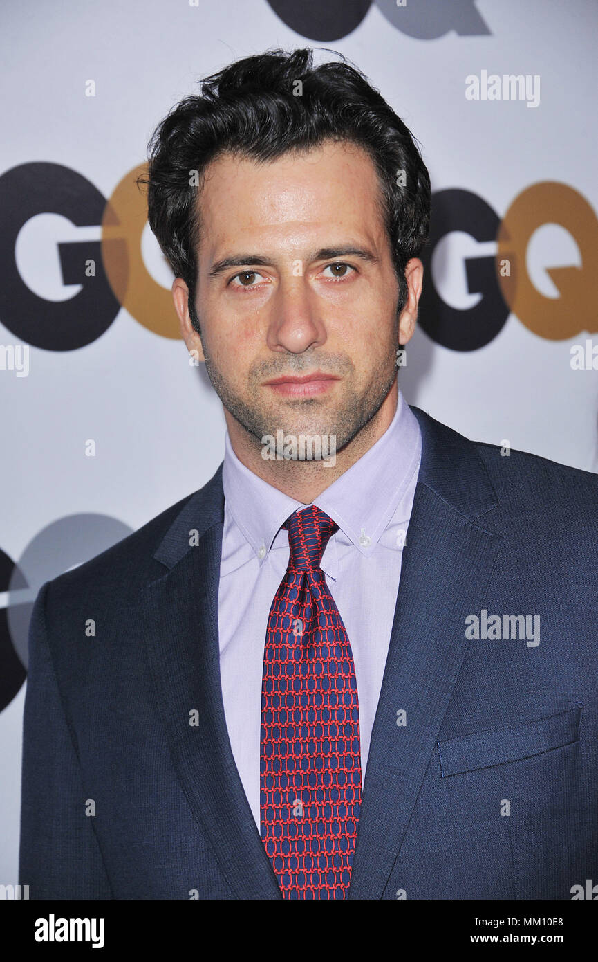 Troy Garita Red Carpet Event High Resolution Stock Photography And Images Alamy