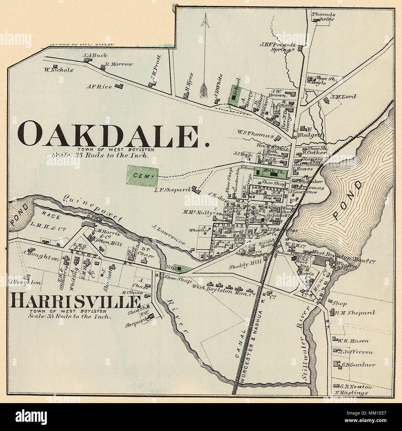 Oakdale Stock Photos & Oakdale Stock Images - Page 3 - Alamy