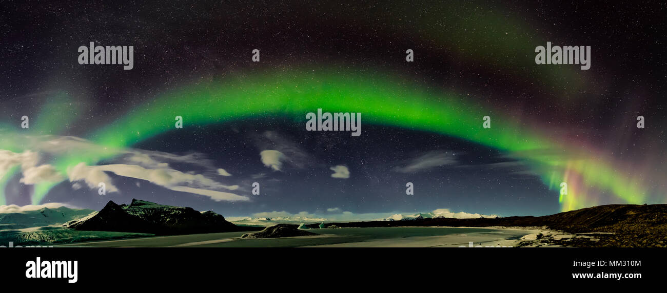 Rainbow Northern Lights Hd