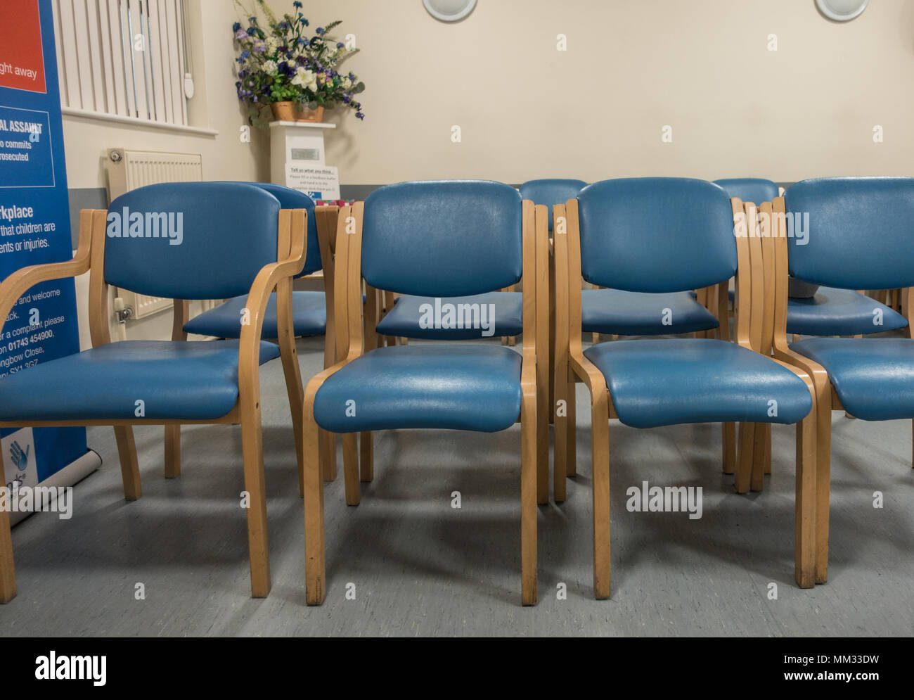 Doctors Waiting Room High Resolution Stock Photography And Images Alamy