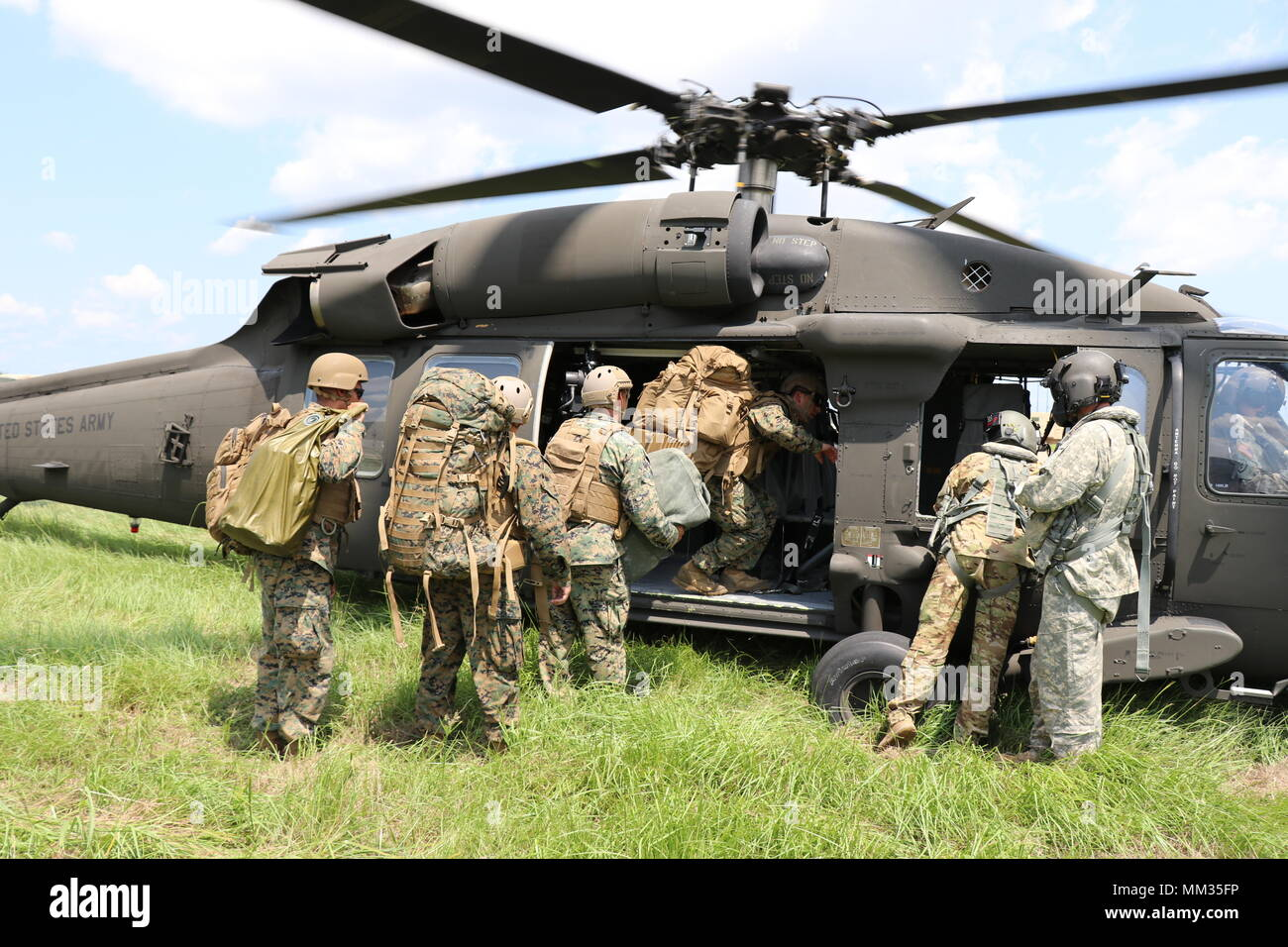 Nebraska National Guard Soldiers from Company G, 2-104th General