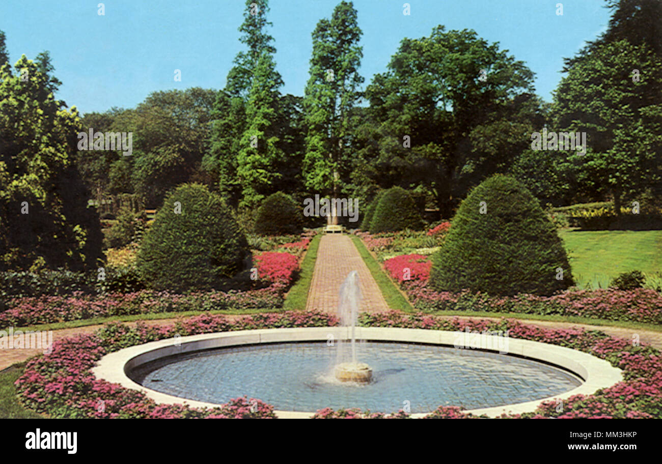 Longwood Gardens. Kennett Square. 1966 Stock Photo: 184476538 - Alamy