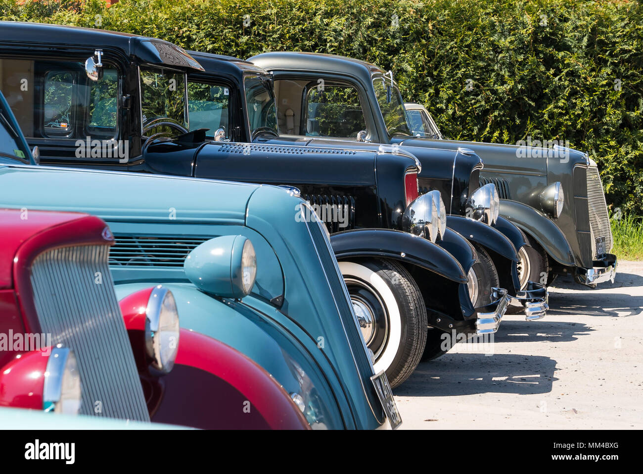 American Hot Rods Stock Photos & American Hot Rods Stock Images - Alamy