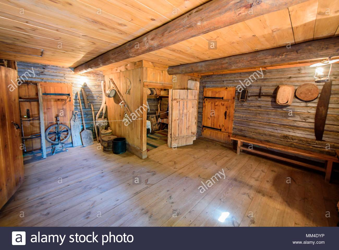 Village Konstantinovo, Ryazan region: excursions, house Yesenin 50