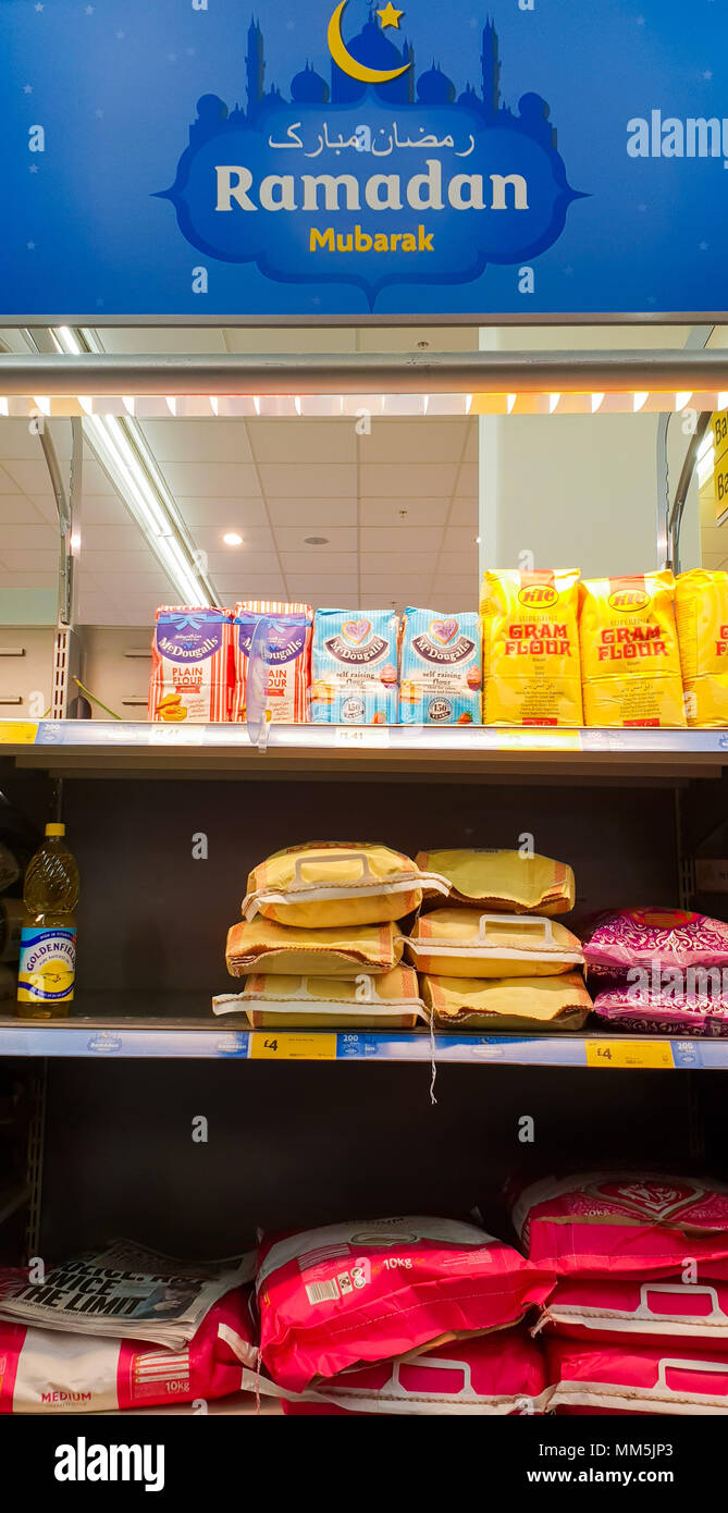 Amazing 2nd Eid Al-Fitr 2018 - supermarket-morrisons-stocks-up-for-ramadan-which-begins-on-wednesday-16-may-and-ends-on-thursday-14-june-2018-the-first-day-of-shawwal-and-eid-al-fitr-falls-on-friday-15-june-2018-featuring-view-where-london-united-kingdom-when-08-apr-2018-credit-dinendra-hariawenn-MM5JP3  Pictures_415215 .jpg